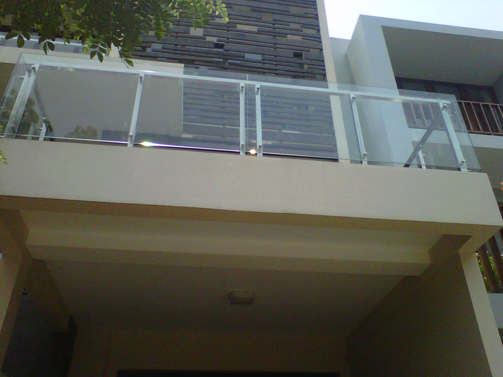 Pin Steel Railings And Charupadi Joy Studio Design Gallery Best on ...