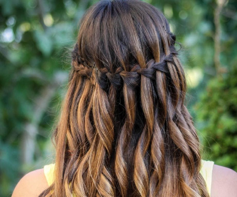 46 peinados con trenzas para mujeres 2013 peinados para - Chicas con trenzas ...