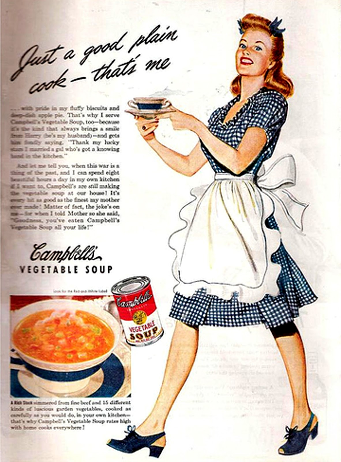 Открытки на кулинарную тему 67
