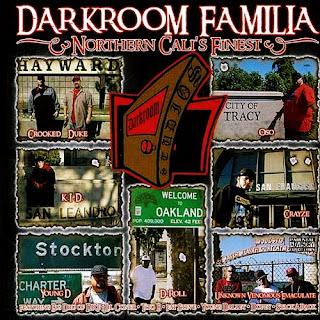 Darkroom Familia - Northern Cali's Finest (2006)