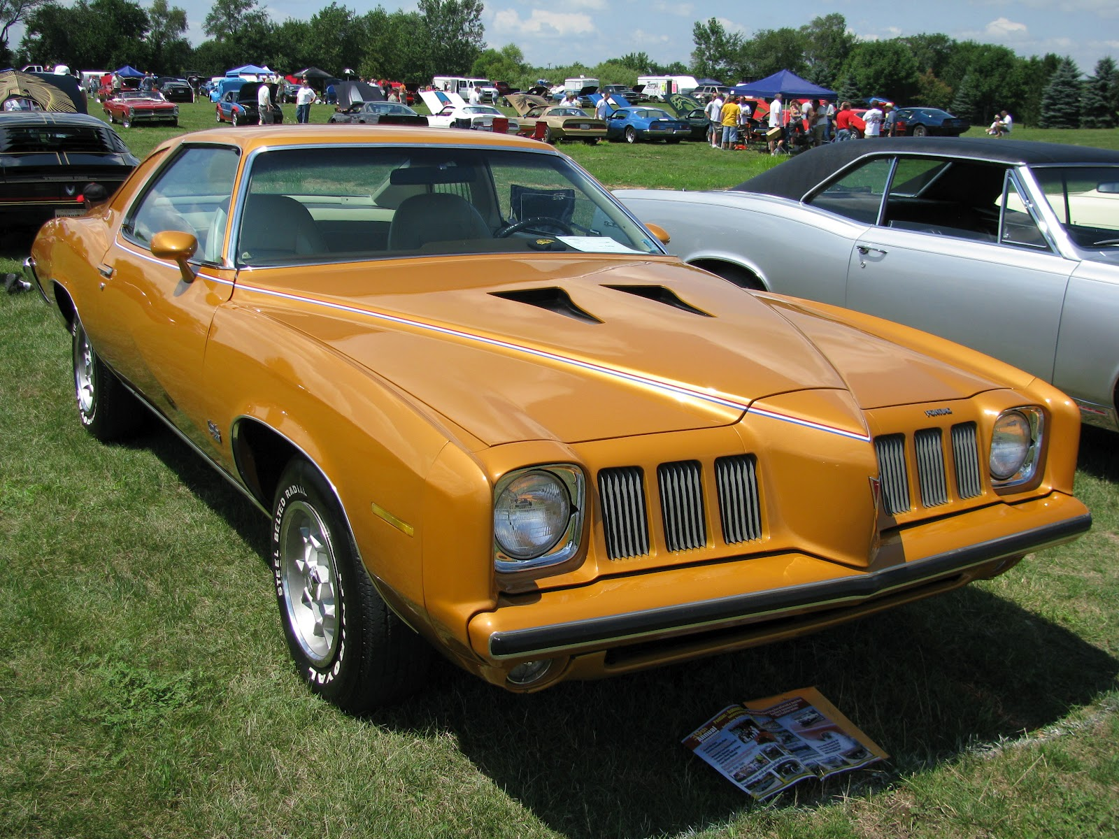 Watchcaronline 1973 Pontiac Grand Am