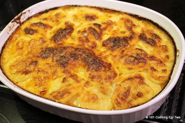 Old Fashion Scalloped Potatoes from 101 Cooking For Two