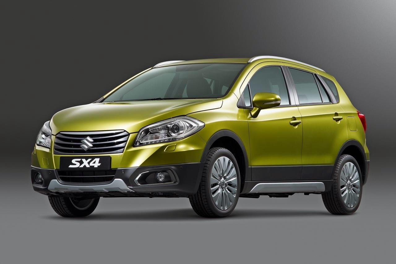 s-corss Suzuki SX4