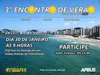 3º ENCONTRO DE VERÃO
