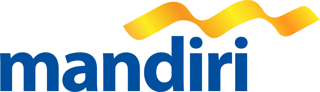 Logo Bank Mandiri Transparent Background