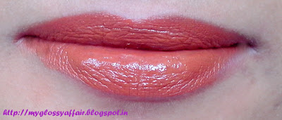 Oriflame Hydra Comfort Lipstick Brownie 4304