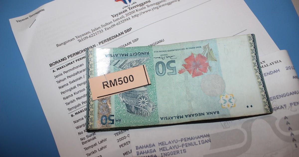 Dari Jendela Che Dai Dapat Duit Daripada Yayasan Terengganu