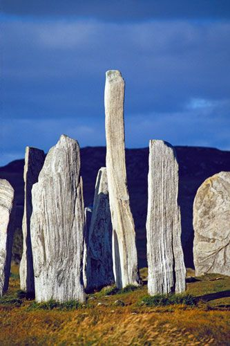 Callanish Stones,Scotland