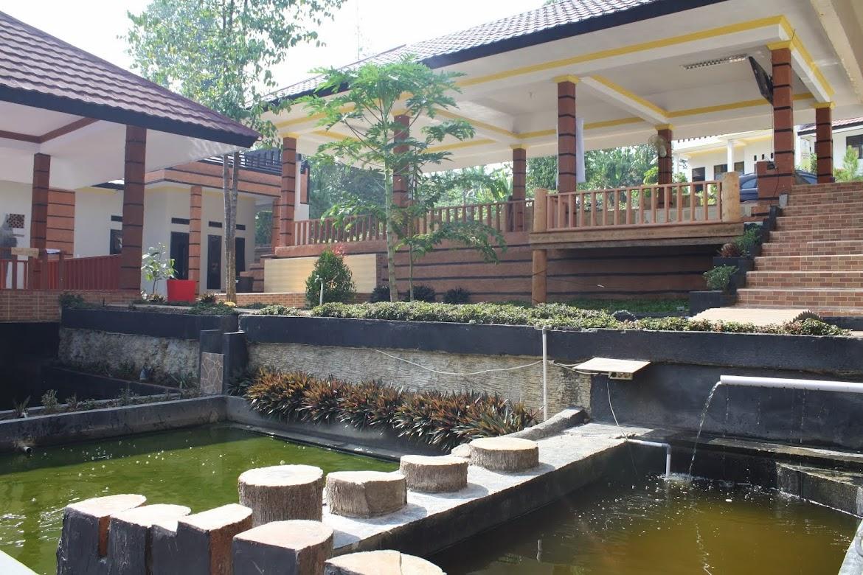 Suasana Serasa di Villa Sendiri... Segera Survey ke Lokasi PesantrenBisnis.Com SMP IT Istana Mulia