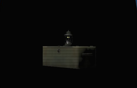 Military Crate and Lantern preview
