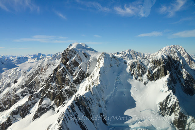 Lake Tekapo, Mount Cook, Air Safaris, Scenic flight