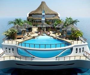 world beautifull places tropical island paradise yacht uk