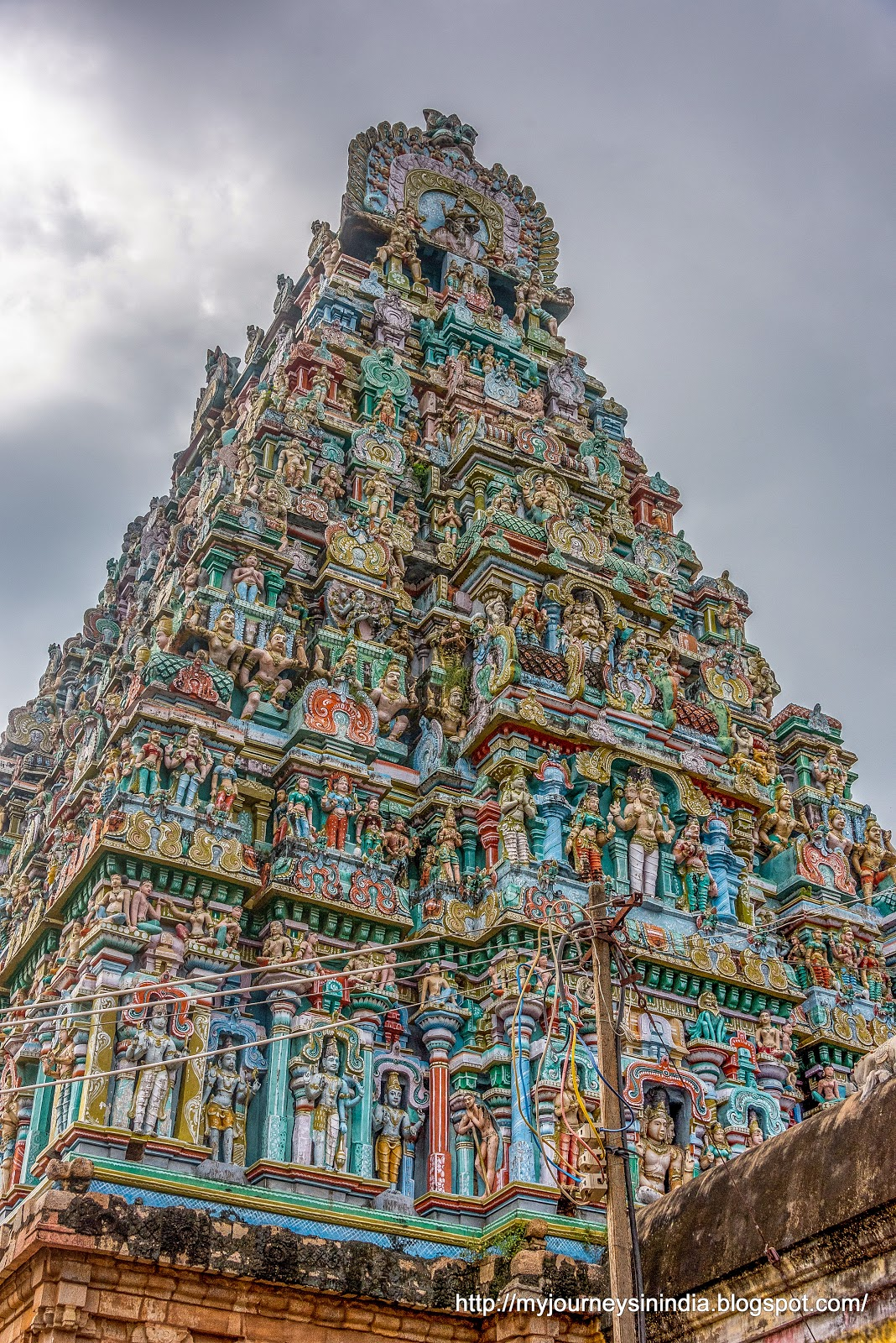 My Journeys In India Kumbakonam Temples And Navagraha Temples