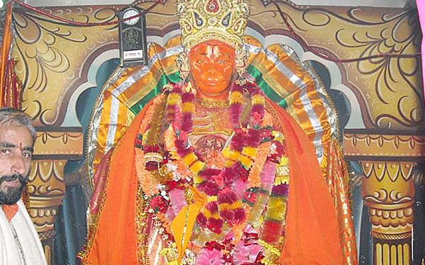 Image result for uttar pradesh sankatmochan mandir