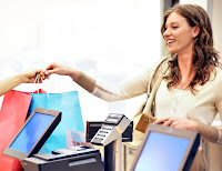 müşteri, alışveriş yapan bayan