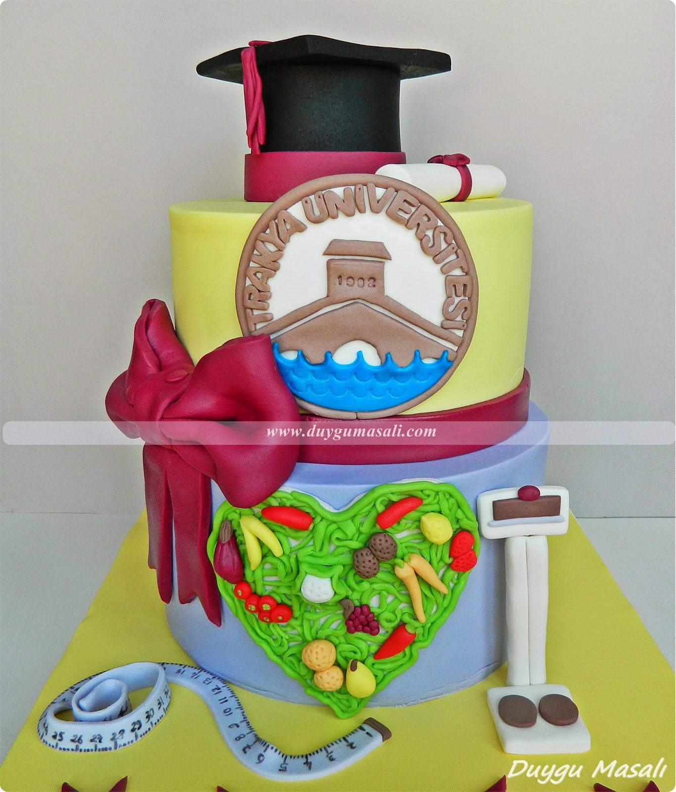 mezuniyet kınası butik pasta