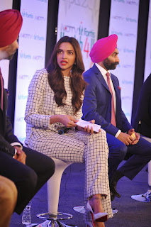 Deepika Padukone Latest Pictures at NDTV Fortis Healthcare4U Campaign  8