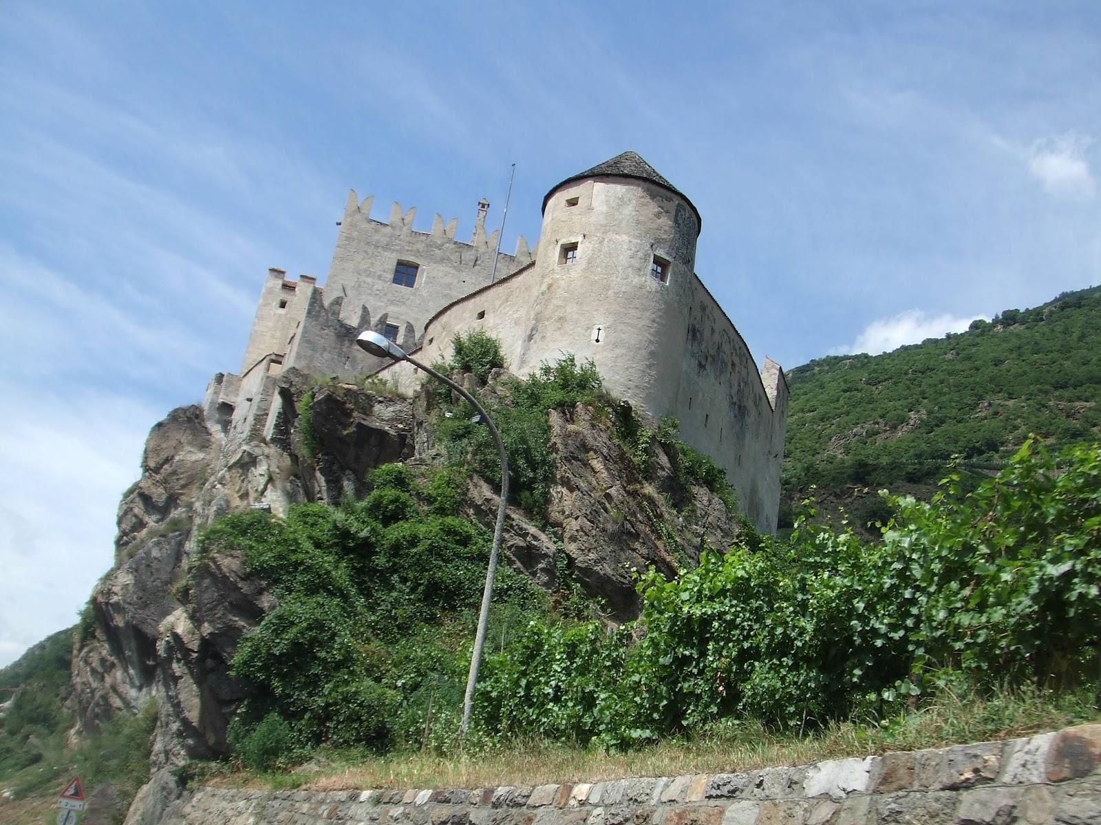 St Bloggie de Riviere From the Stelvio Pass to Switzerland