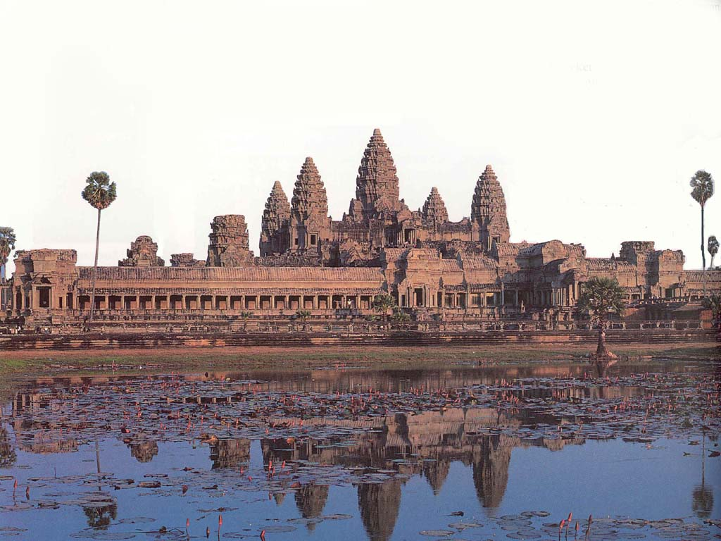 Free Cool Wallpapers: angkor wat wallpapers