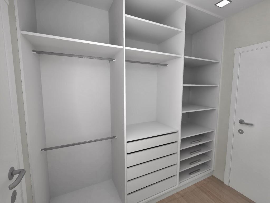 Marcenaria modelo mes de abril armarios quarto com 30 - Modelos de armarios ...