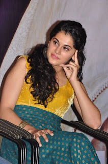 Actress Model Tapsee Pannu Latest Pictures at Sahasam Telugu Movie Special Show 0034