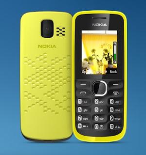 Nokia 111, versi tanpa dual SIM dari Nokia 110