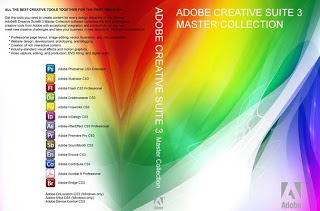 Download Adobe Creative Suite 3 Master Collection full version