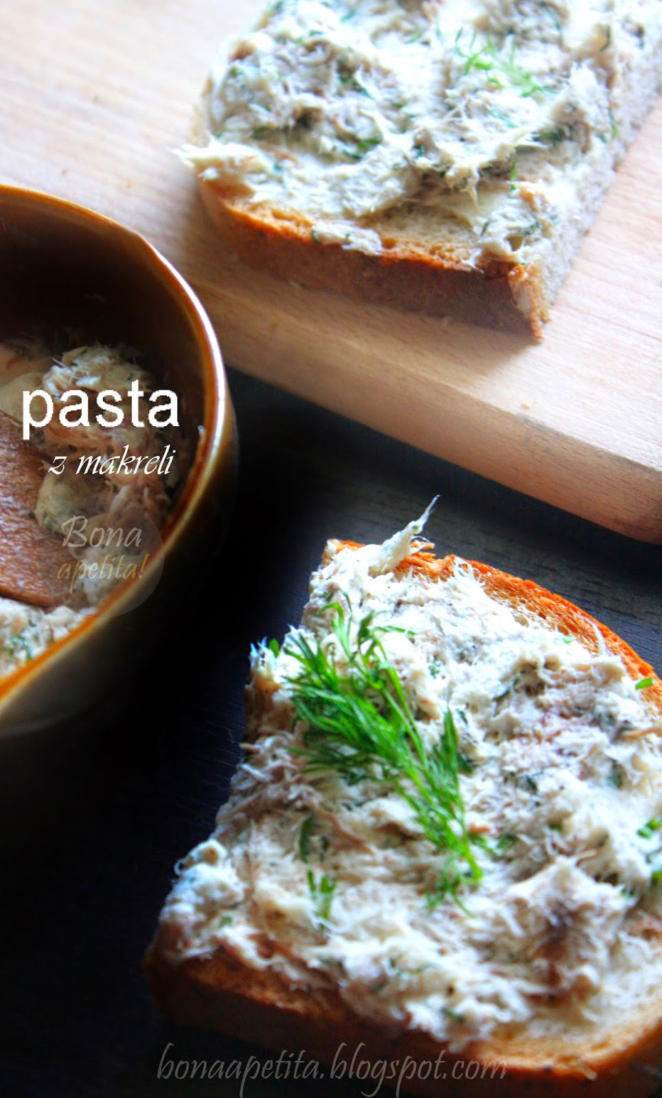 najlepsza pasta z makreli
