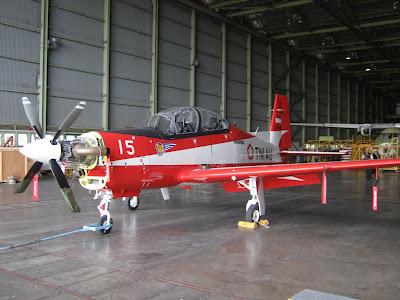 Pesawat KT-1B TNI AU