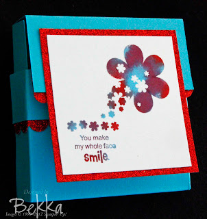 Sprinkled Expressions Card Box