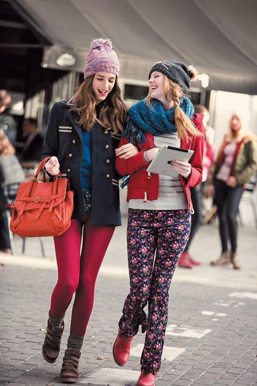 Tapados, sacos, camperas Falabella moda invierno 2013.