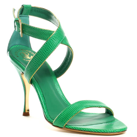 here are my favorite gorgeous green high heels shoes
