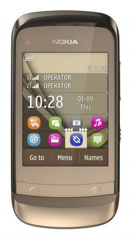 Spesifikasi dan Berapa Harga HP Nokia C2 06   Berapa Harga HP