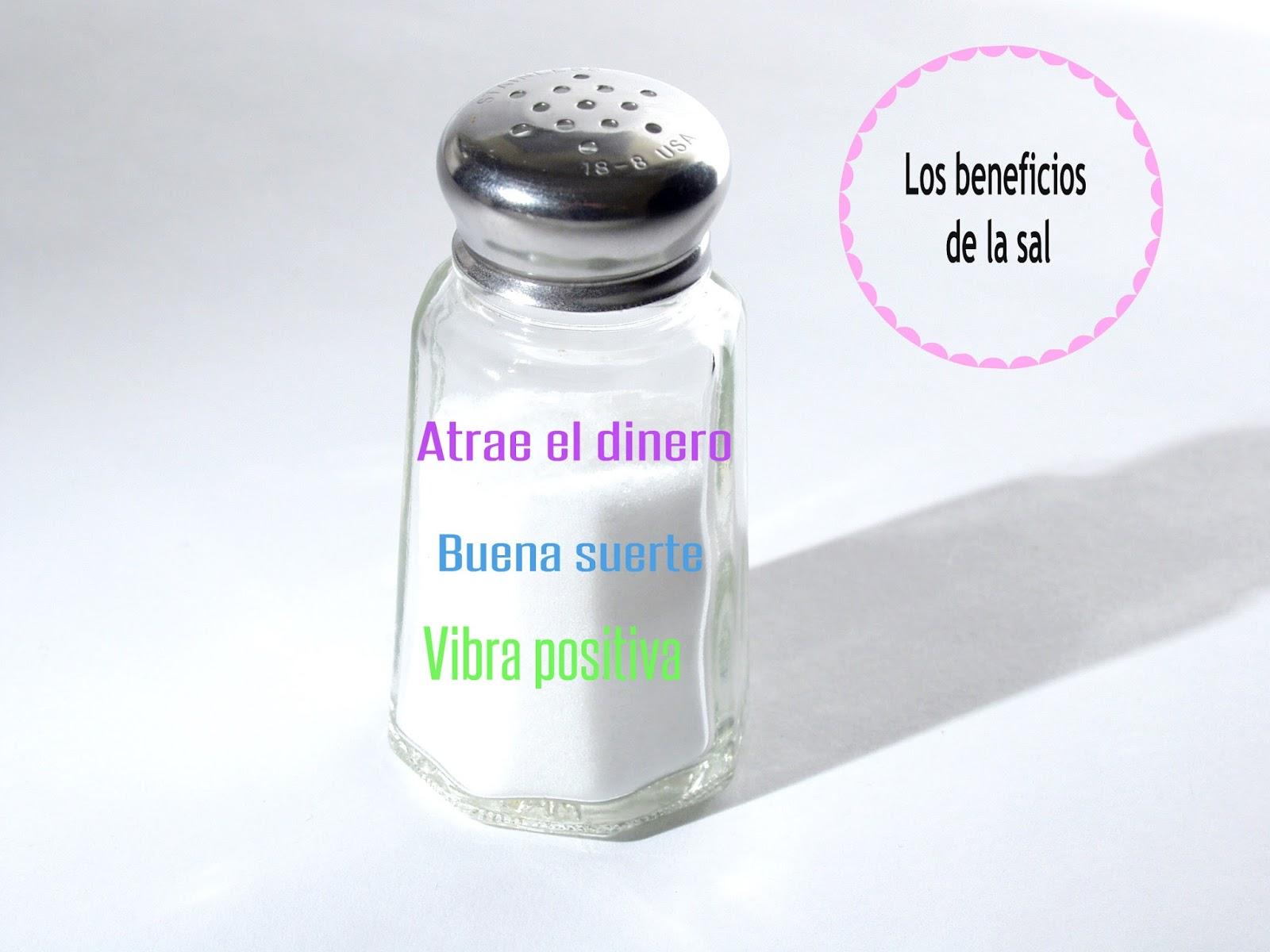 atrae la buena suerte con la sal tips para el hogar