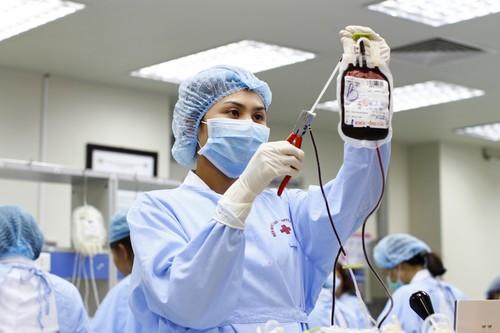 Gia Lai: Tình trạng thiếu máu điều trị tại Bệnh viện Đa khoa tỉnh Gia Lai