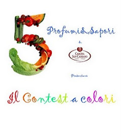 Il colorato contest di Stefania