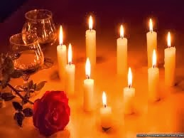 The Romance of Candle Light