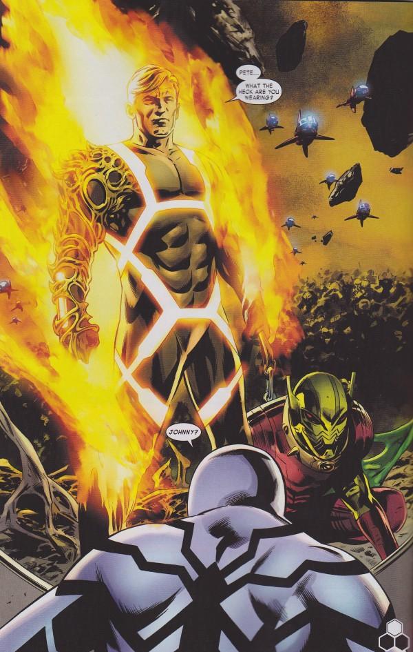 Fantastic Four N° 600 IMG_00132