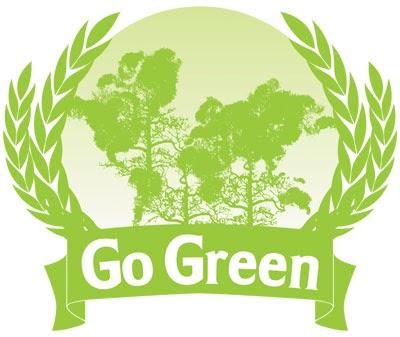 Think Green go Green go Green Friday