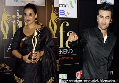 iifa awards 2012 pictures
