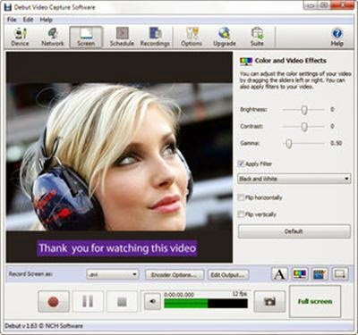 Debut Video Capture Professional Full 2.02 İndir