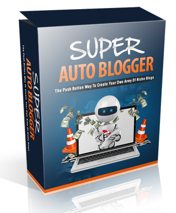 Super Auto Blogger Plus all OTO's