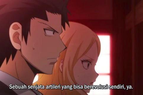 Ansatsu Kyoushitsu Episode 09 Subtitle Indonesia