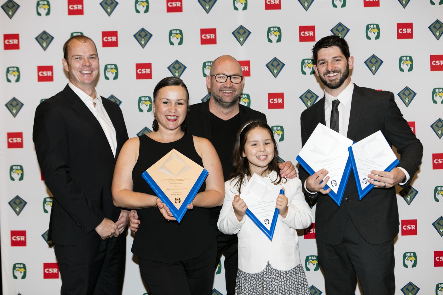 minosa: hia nsw kitchen & bathroom awards 2015 - minosa