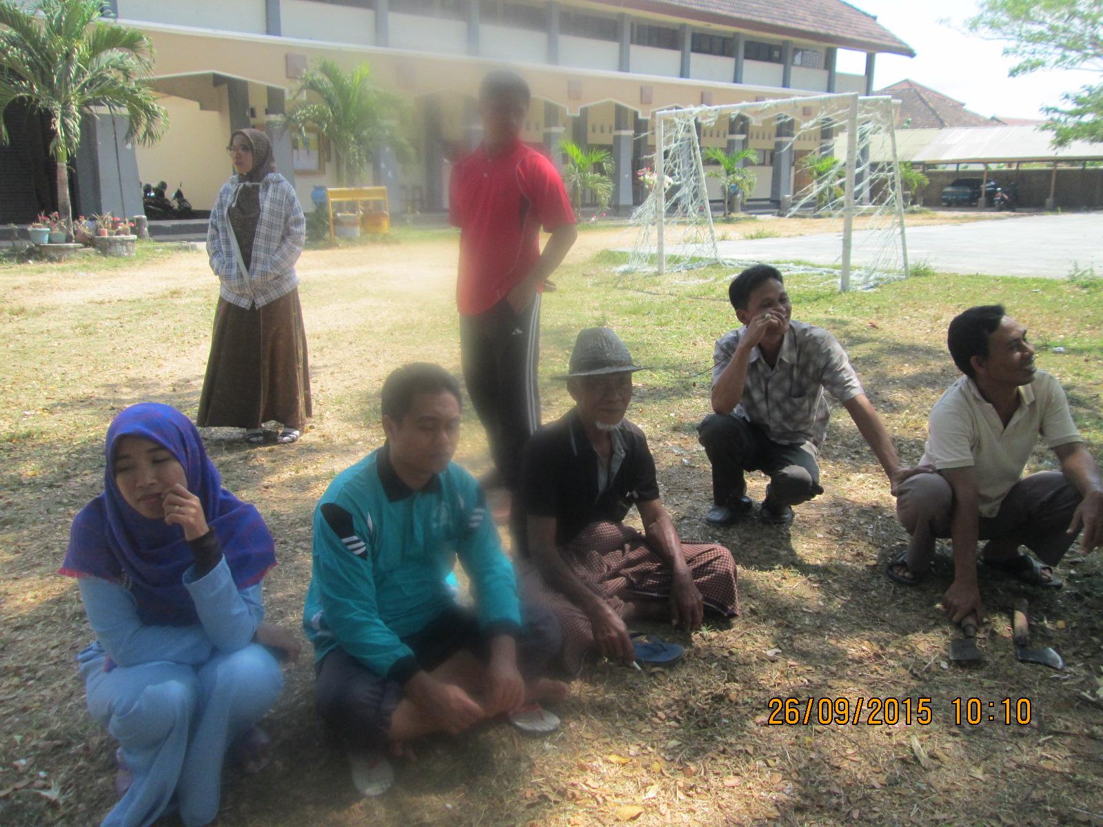 Pemotongan Hewan Qurban Di Man Gerung Man Gerung Lombok Barat