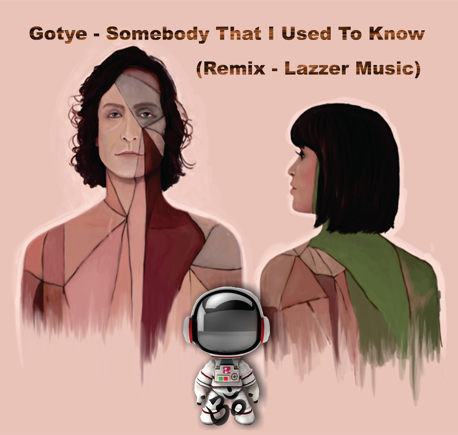 how to play gotye somebody that i used to know