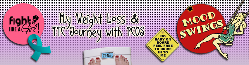 My Weight Loss & TTC Journey with PCOS