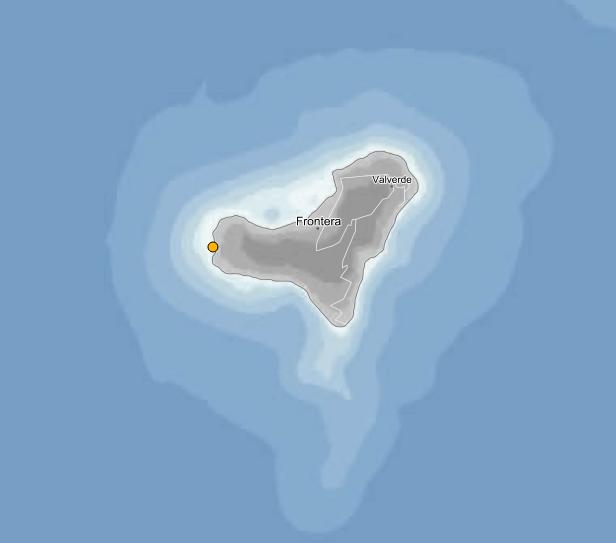 terremotos el hierro
