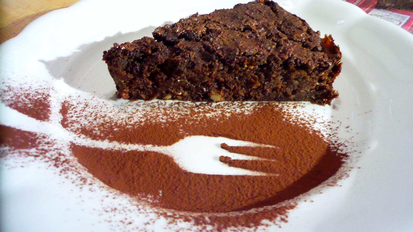 torta veg di pane al cioccolato