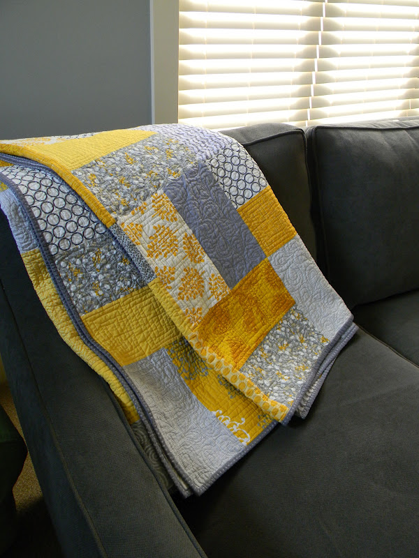 Teaginny designs yellow and gray pinwheel for Yellow and gray design